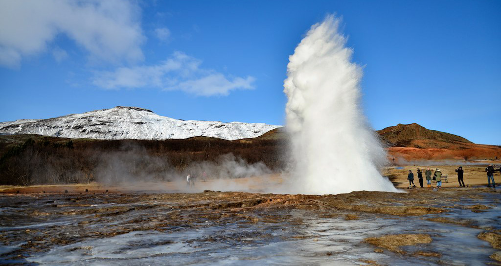Day tour from Reykjavik Golden Circle Travel Iceland