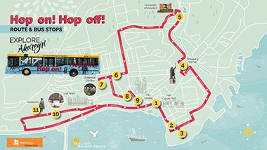 Hop ON - Hop OFF BUS